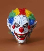Forum Novità Sinistro Mister Clown Costume Halloween Accessorio Maschera 65897 - $17.84