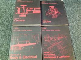 1973 FORD TRUCK BRONCO E & F SERIES 100 150 250 Service Repair Shop Manu... - $59.35