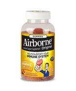 Vitamin C 1000mg - Airborne Assorted Fruit Flavored Gummies, 75 count - ... - $22.65