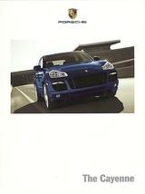 2009 Porsche CAYENNE brochure catalog US 09 S GTS Turbo - $10.00