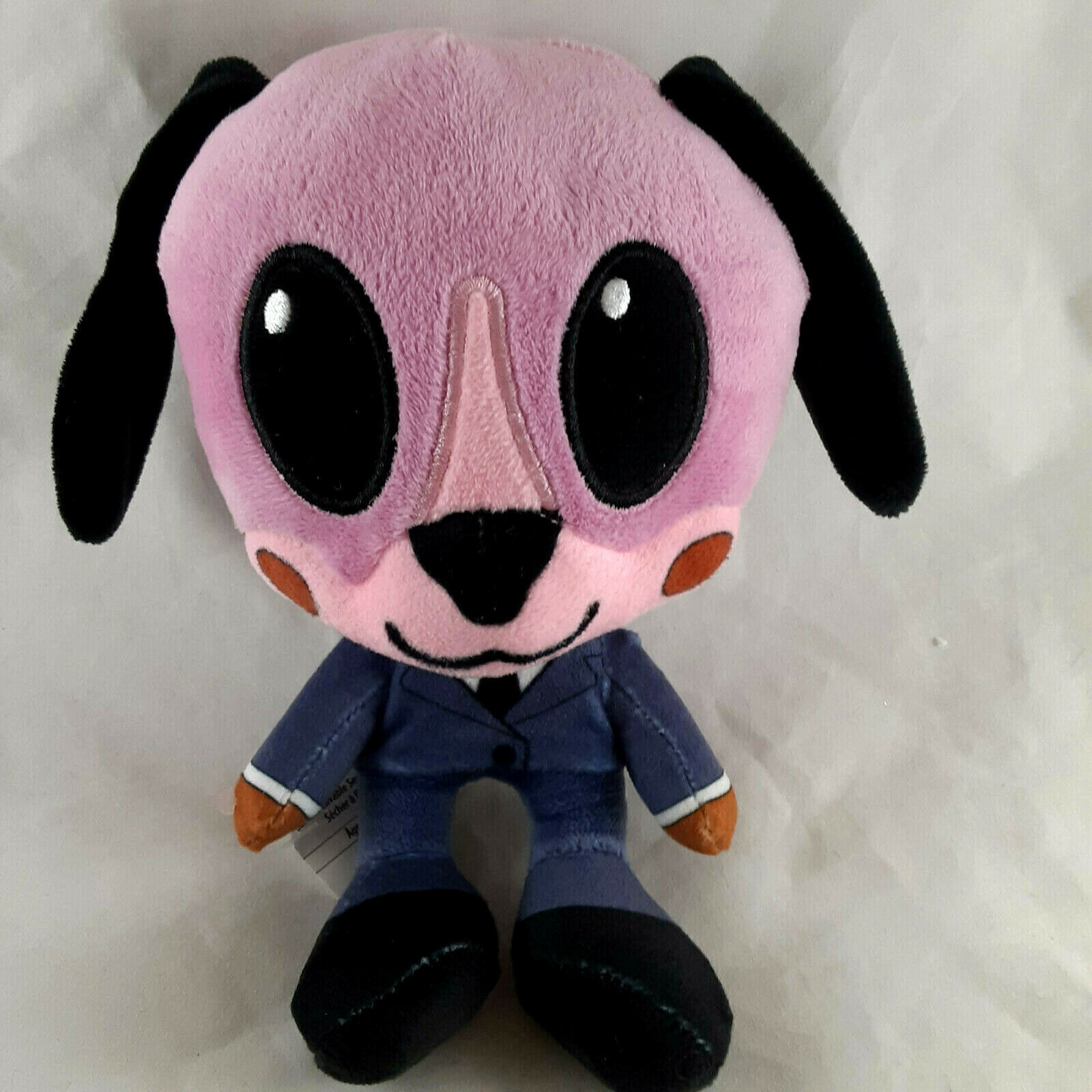 Primary image for Netflix The Umbrella Academy CHA CHA Collectible Plush 8 inches