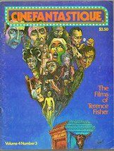 Cinefantastique v4 #3, Fall 1975 - Rollerball, Tommy, Closed Mondays, more - $9.00