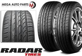 2 x new radar dimax r8 235 40zr18 xl 95y all season ultra high performance tires tires. Black Bedroom Furniture Sets. Home Design Ideas