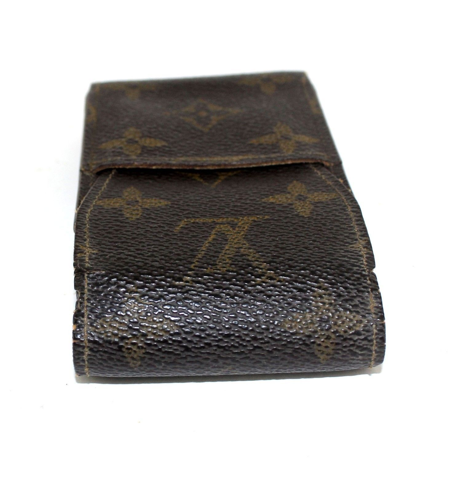 71a7f9e811f5 Auth Louis Vuitton Monogram Canvas Leather and 33 similar items