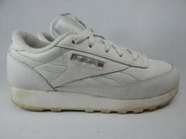 Reebok Classic Size US 7.5 M (B) EU 38 Women's Running Shoes White 1-52205