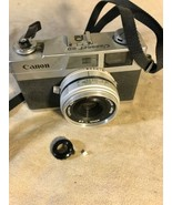 Canon Canonet 28 Film Camera For Parts Or Repair - $29.69