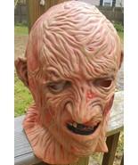 Vintage Don Post Deluxe 1984 Freddy Krueger Latex Mask Rare - $121.54