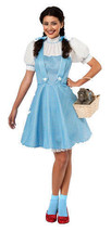 Dorothy Costume 75TH Anniversary Wizard Of Oz  Standard - $28.70