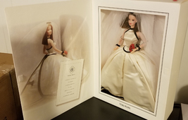 Vera Wang Bride Barbie 1997 1st in Series Limited NRFB Mattel #19788 READ - $139.99