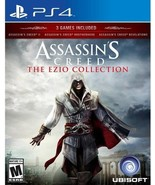 Assassin's Creed The Ezio Collection - PlayStation 4 [video game] - $26.24