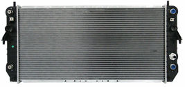 RADIATOR GM3010146 FITS 00 CADILLAC DEVILLE DTS MODEL WITH EOC image 6