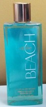 "Bath & Body Works ""AT THE BEACH"" Shower Gel ~ Shea Butter + Vitamin E ~ 8 oz - $13.25"