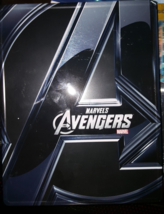 The Avengers Steelbook [3D + Blu-ray + DVD]
