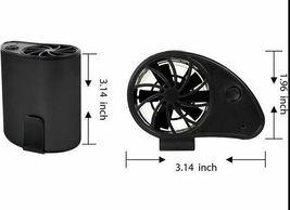 Mini Portable USB Rechargeable Fan image 3