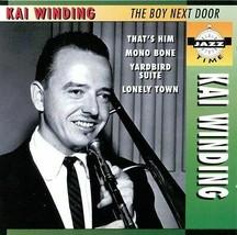 KAI WINDING The Boy Next Door Jazz Time Music CD 1998 JTM 8140 Made in P... - $40.00