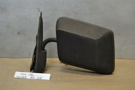 1982-1994 Chevrolet S10/S15 Jimmy Left Driver OEM Manual Side View Mirror 04 1G9 - $19.79