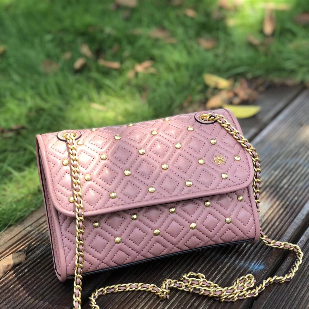 f139b900701 Img 5079. Img 5079. Previous. Tory Burch Fleming Stud Small Convertible  Shoulder Bag · Tory Burch Fleming ...
