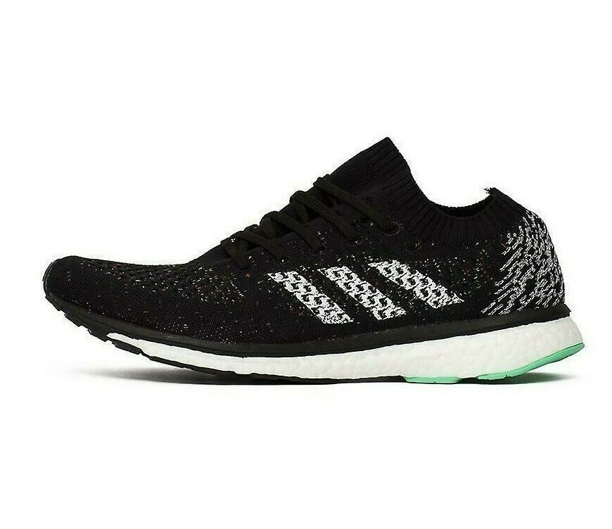 Adidas Adizero Prime Boost Limited Core Black White CP8922 Mens Running Shoes image 3