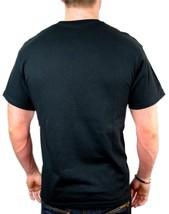 NEW NWT LEVI'S MEN'S PREMIUM CLASSIC GRAPHIC COTTON T-SHIRT SHIRT TEE BLACK image 2