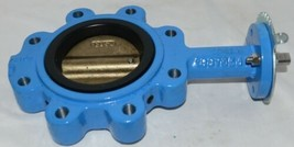 Watts Ames BF03 121 12 M2 Full Lug Butterfly Valve 0525603 image 2