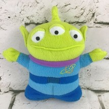 Disney Pixar Toy Story Pizza Planet Alien Plush Stuffed Animal Soft Toy - $14.84