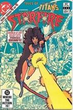 Tales of the New Teen Titans Comic Book #4 DC Mini-Series 1982 FINE - $5.48
