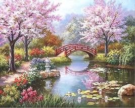 Paint By Numbers Kit Romantic Fairyland 40CMx50CM Canvas - $11.88