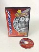 Video Now Personal Video Player Fairly Odd Parents Disc Father Time Partnership - $9.75