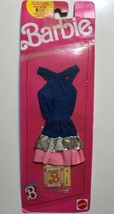 Barbie 1989 Fashion Outfit New Old stock #9971 Mattel Toy Co. Rare - $18.69