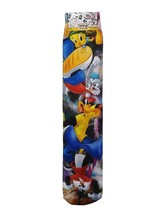 Warner Brothers Looney Tunes Socks 2-pair sz M/L Medium/Large (6-12) Whi... - $22.99