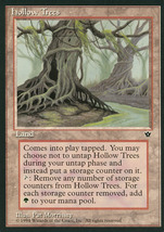 Magic: The Gathering - Fallen Empires - Hollow Trees - $0.25