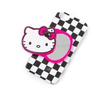 Hello Kitty Checkered Mirrored Cover for iPhone 5 and 5s - $1.85 CAD