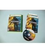 Robert Ludlum's The Bourne Conspiracy (Microsoft Xbox 360, 2008) - $7.73
