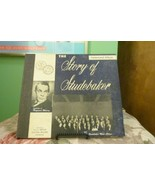 The Story of Studebaker - 2 78 RPM Record Set Narrated by Raymond Massey... - $49.45