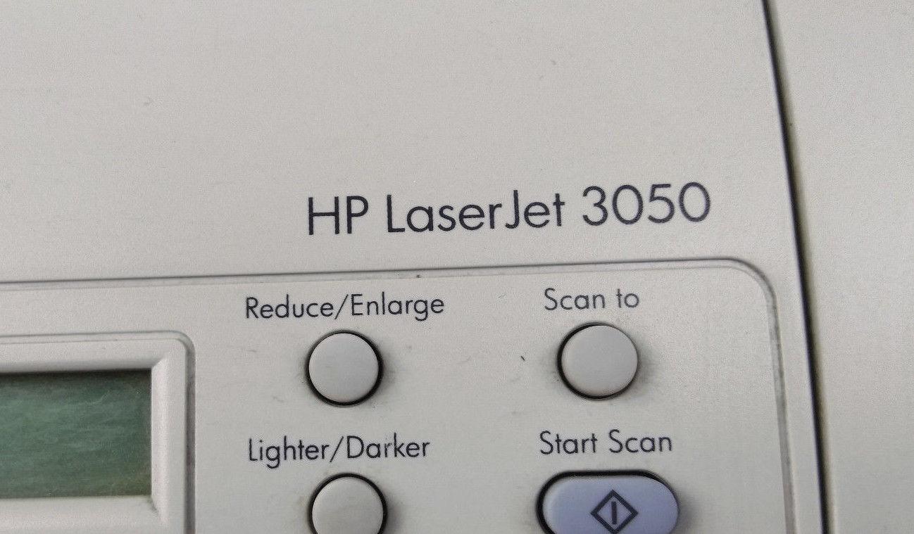 HP Laserjet 3050 AIO Monochrome Laser and 38 similar items