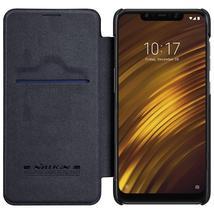 Xiaomi POCOPHONE F1 case POCO F1 cover Nillkin QIN leather Case Card Pocket wall - $15.99