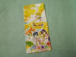Sailor moon bookmark card sailormoon manga inner group eternal moon - $6.00