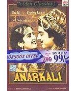 Anarkali (Hindi DVD with English Subtitles) [DVD-ROM] Bina Rai - $14.84