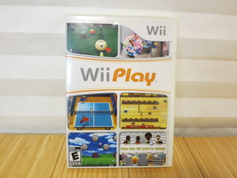 Wii Play Game (Nintendo Wii, 2007) - Free Shipping - $8.59