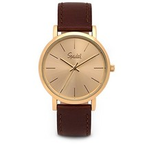 Speidel Sunburst Gold Watch - $56.78