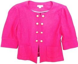 Ann Taylor Loft Wool-Blend Career Xs Jacket Coat Professional Office - $19.50