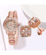Casual Style Cheap Round Dial Women's Dress Quartz Wrist Watch Stainless... - $13.99