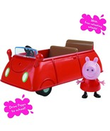 Peppa Pig Family Car - $19.49