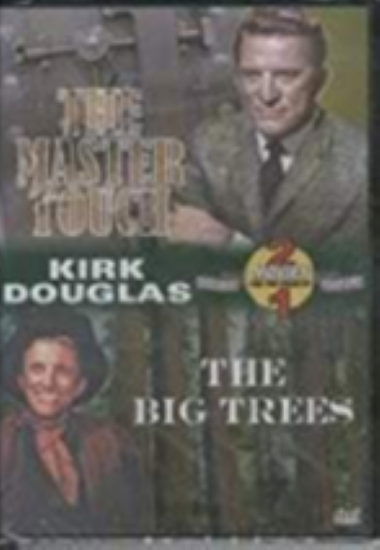 The Master Touch / The Big Trees Dvd