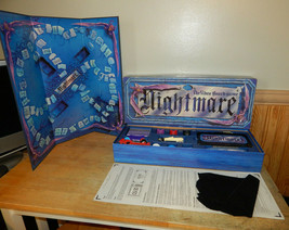 Nightmare the video board game THE GATEKEEPER CHIEFTIAN VHS COMPLETE 1991 - $68.58