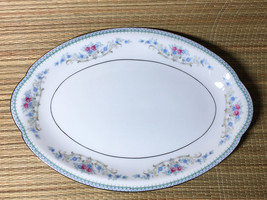 "Vintage Harmony House China DUCHESS 3535 • 12"" Oval Serving Platter - $25.69"