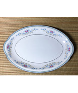 """Vintage Harmony House China DUCHESS 3535 • 12"""" Oval Serving Platter - $25.69"""