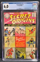 Secret Origins #1 (DC, 1961) - $222.75