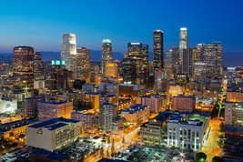 A night in Los Angeles - Fine Art Photo, Paper, Metal, Canvas Prints - $40.00