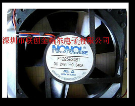 NONOI  Converter fan F1225E24B1 DC24V 0.340A 120*120*25 3months warranty - $37.87